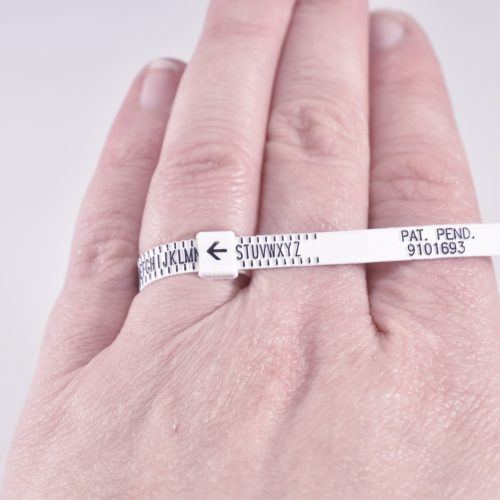 Reusable Ring Sizer